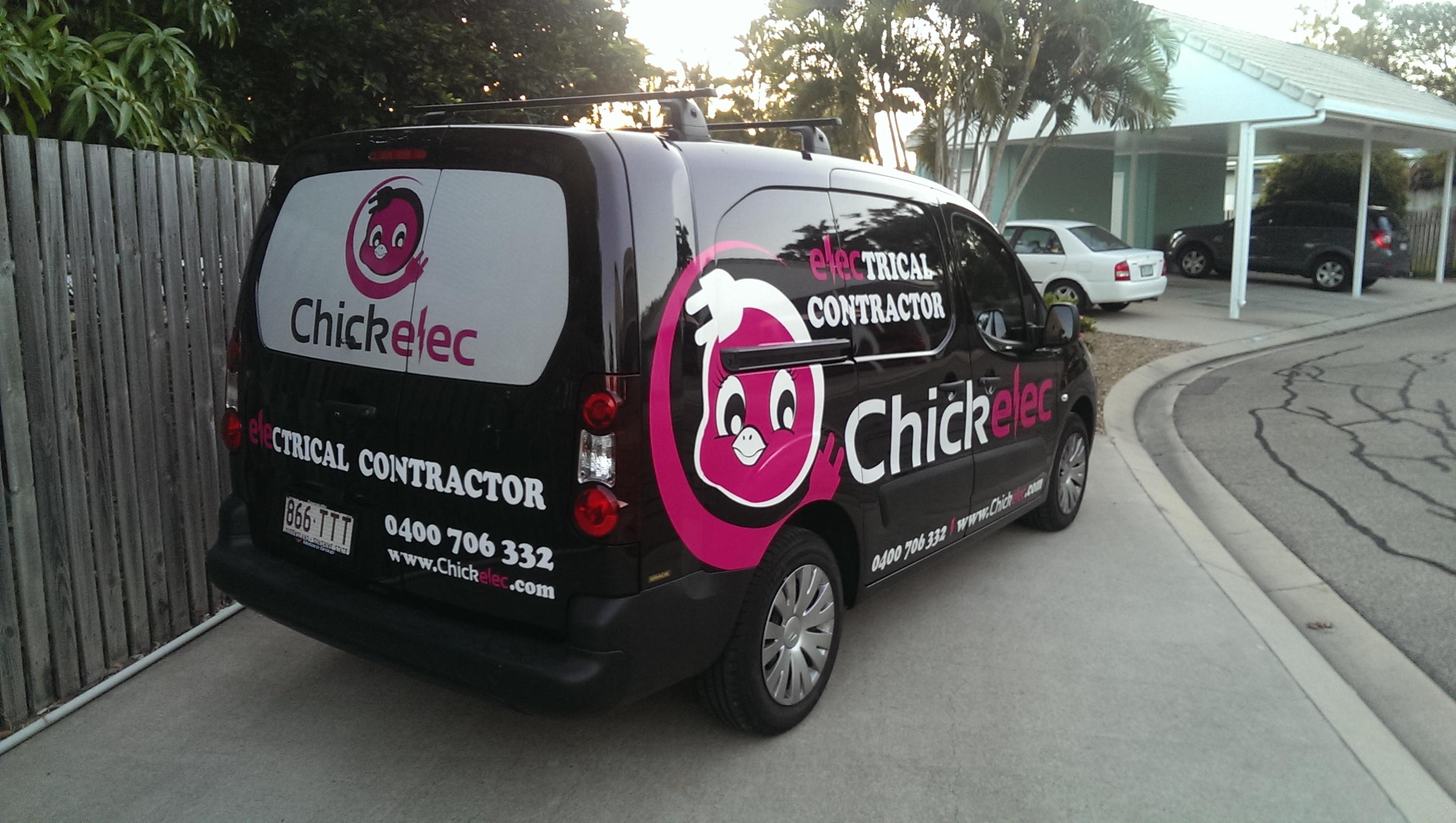 Chickelec Van 2